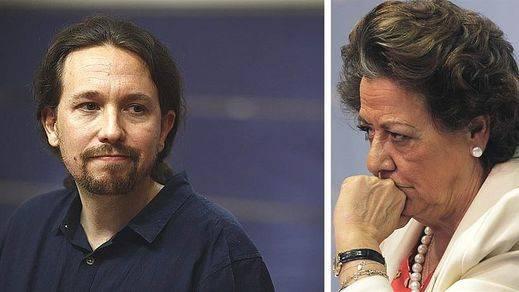 Pablo Iglesias, firme y orgulloso de su plantón en el homenaje a Barberá: