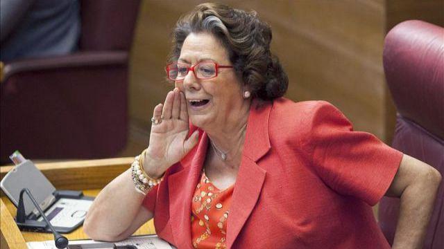 La familia de Barberá apunta al PP: 'Rita ha muerto de pena'