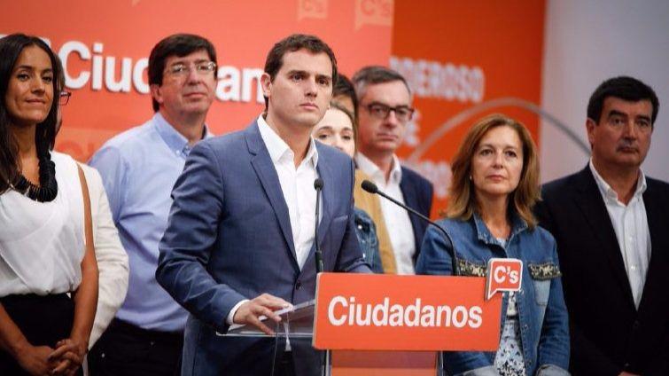 Sectores de Ciudadanos se rebelan contra las listas cerradas y el voto telemático de las primarias