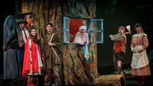 'Caperucita Roja, el Musical', un espectáculo de calidad que gustará, sin duda, a toda la familia