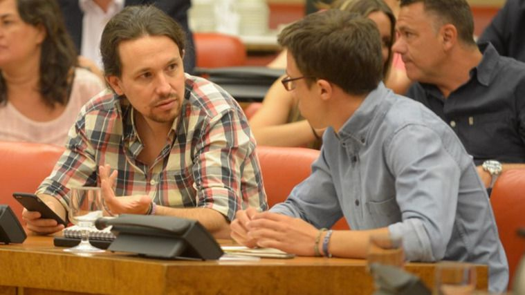 Iglesias critica a los errejonistas por hacer campaña interna en las redes sociales