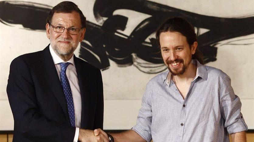 Los datos que alegran a Rajoy y Pablo Iglesias y siembran el caos en el PSOE de la gestora 'susanista'