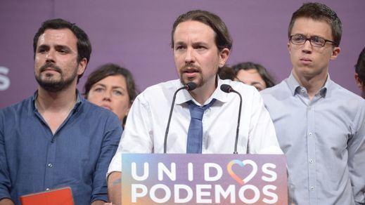 ¿A qué líder apoyan más las bases de Unidos Podemos?: Iglesias, Garzón y Errejón