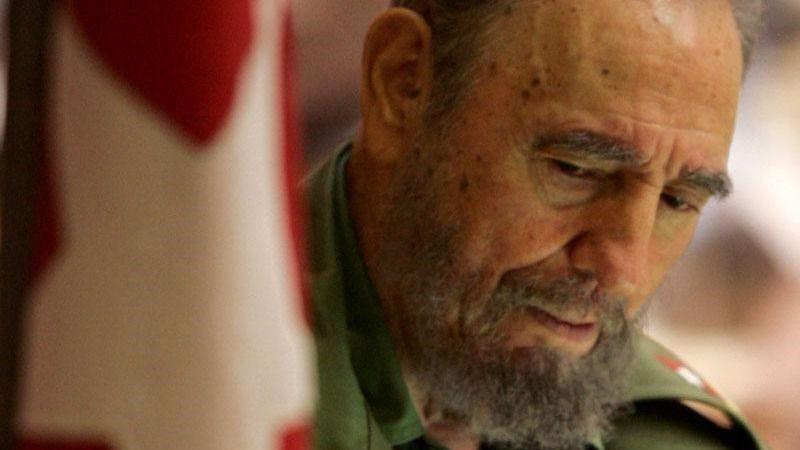 Los peores 'embajadores' de Castro: Irán y Corea del Norte le rinden homenaje
