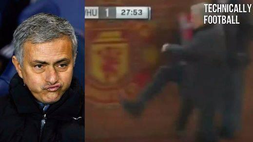 Mourinho, sancionado con sólo un partido tras su última expulsión