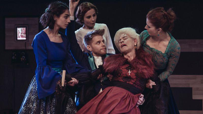 'Tartufo, el impostor', actualizada versión de Venezia Teatro del clásico de Molière