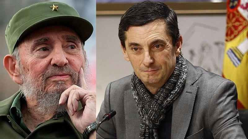 Centella (PCE): 'Fidel representa lo mejor que ha dado América Latina'