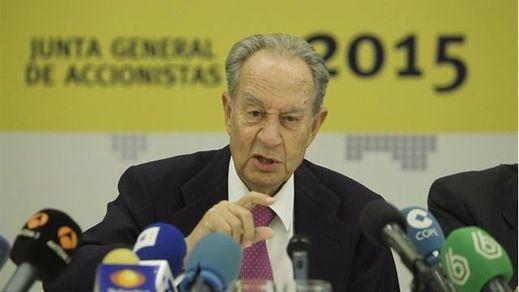 Villar Mir tendrá que declarar como imputado por la reforma de Génova