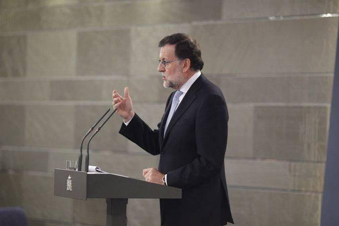 Rajoy envía telegramas de pésame a los presidentes de Brasil y Bolivia por las víctimas del accidente de avión
