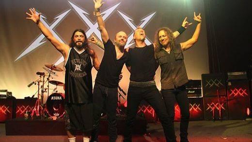El concierto más esperado en España para 2017 es el de Metallica... si es que vienen