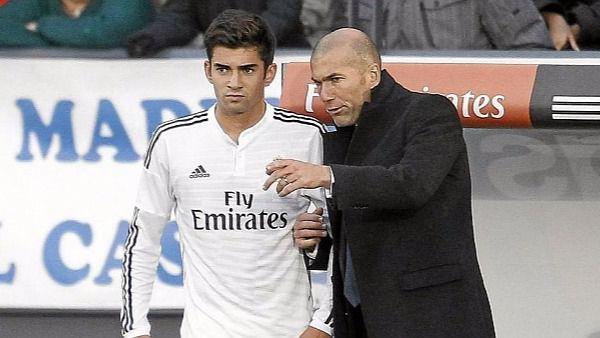 Copa: Enzo, otro Zidane que marca de blanco en la nueva goleada del Madrid a la Leonesa (6-1)