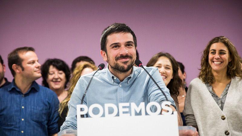 La 'Santa Trinidad' de Espinar levanta ampollas en Podemos