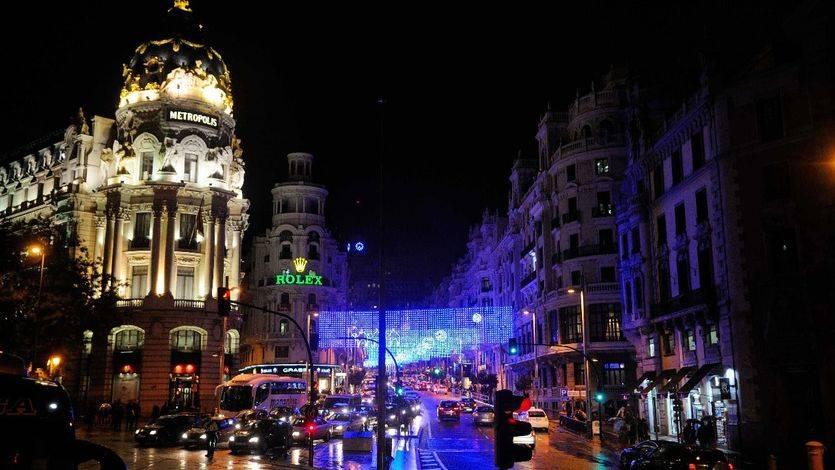 Todo lo que necesita saber sobre el cierre del centro de Madrid en Navidad al tráfico