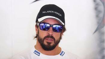 Alonso suena ya como el sustituto de Rosberg en Mercedes