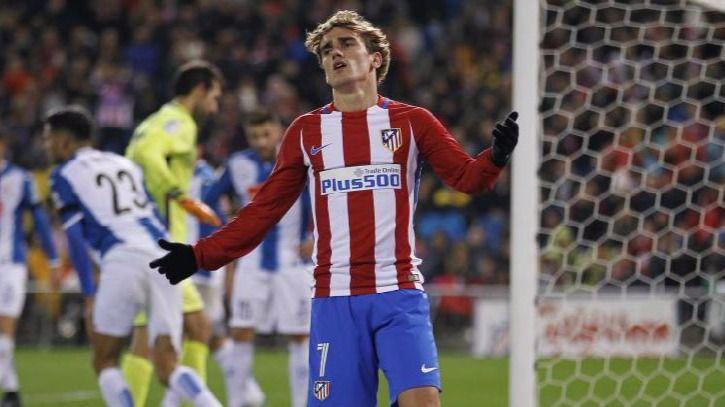 El Atlético se atasca ante el Espanyol y no aprovecha el empate del Camp Nou (0-0)