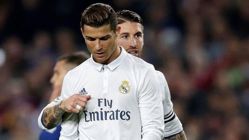 Ronaldo salió airoso del Clásico... y de Hacienda: un documento acredita que está 'al corriente de pago'