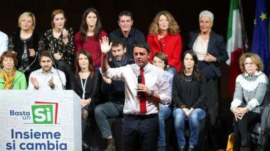 Italia, nueva gran prueba para las encuestas: ¿ganará el 'no' a la reforma constitucional de Renzi?