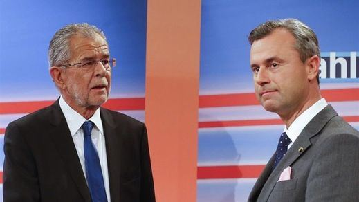 Austria decide hoy entre retroceder casi un siglo o salir airosa con un presidente del sistema