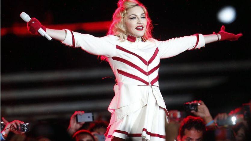 Vea el vídeo en el que Madonna le canta a Trump ''Eres peligroso' y 'No sabes que eres tóxico'