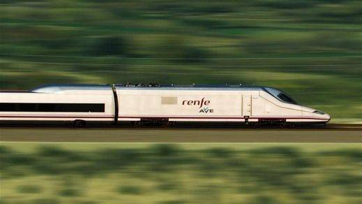 Wifi en el AVE: Renfe estrena hoy la conexión en sus trenes