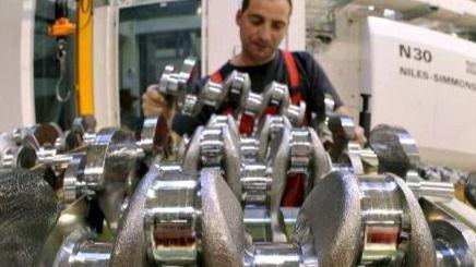 El Índice de Producción Industrial cayó en la región en octubre un 5,3%, más del doble de la media nacional