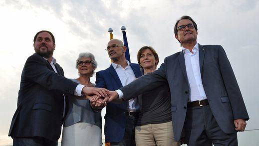 El nuevo chantaje de los nacionalistas catalanes con el referéndum independentista