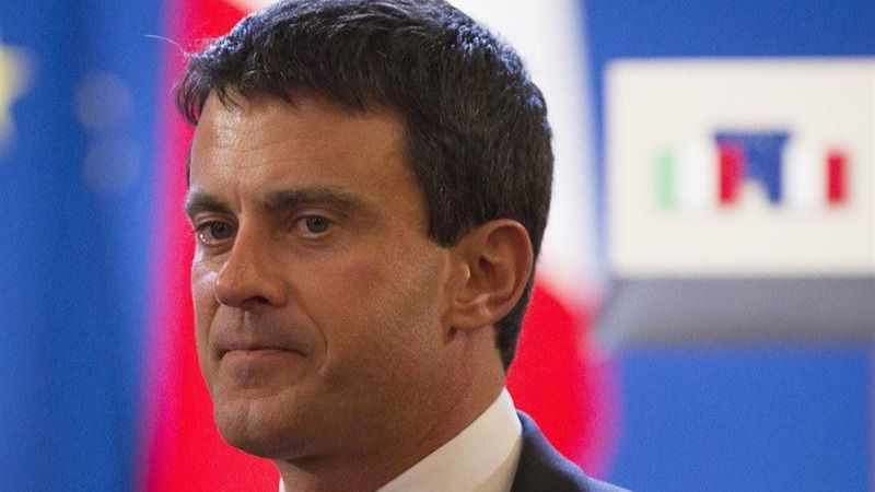 Manuel Valls intentará ser el candidato socialista a la Presidencia de Francia... sin posibilidades de éxito