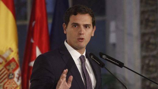 Ciudadanos apoyará el techo de gasto y se abstendrá ante la subida de impuestos especiales