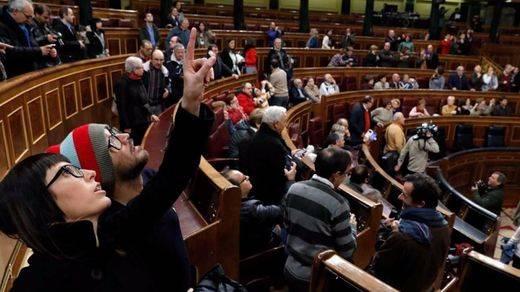 Mayor interés por la política: el Congreso recibió 2.500 visitas más en sus Jornadas de Puertas Abiertas que el año pasado