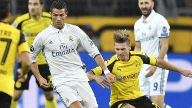 Champions: el Madrid se duerme ante el Dortmund y no logra el primer puesto del grupo (2-2)