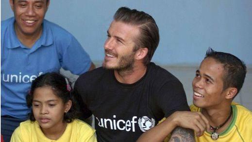 Vea el vídeo de David Beckham para UNICEF en el que urge a erradicar la violencia contra los niños