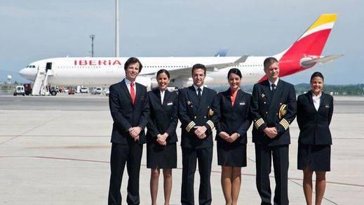 Iberia, otra vez la aerolínea más puntual del mundo