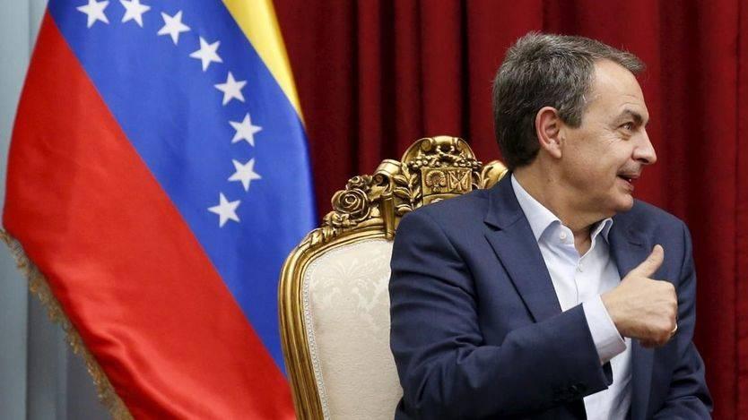 La oposición venezolana arremete contra el 'mediador' Zapatero por apoyar a Maduro