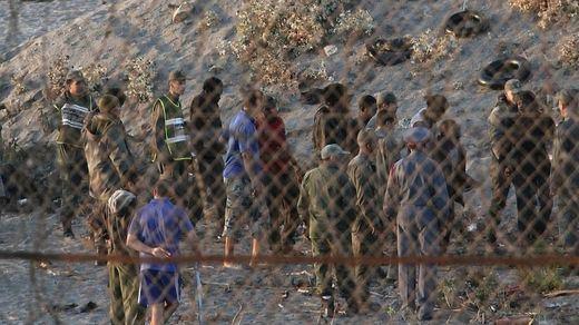 Situación crítica en el CETI de Ceuta con 1.100 inmigrantes, más del doble de su capacidad