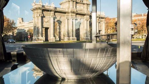La Estrella de la Muerte comienza a construirse en Madrid