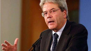 Paolo Gentiloni, actual ministro de Exteriores, es el encargado de formar Gobierno en Italia