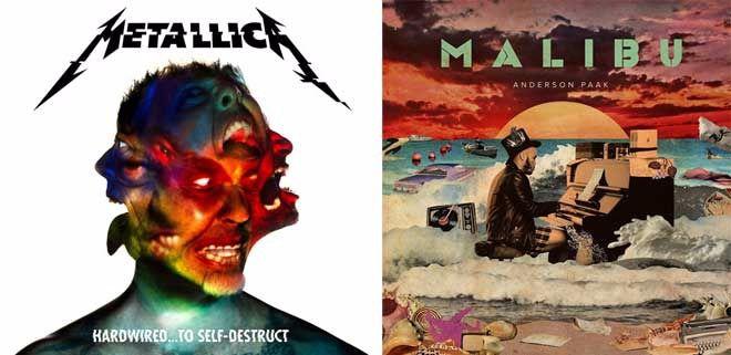 Los 30 mejores discos de 2016 (del 30 al 21)