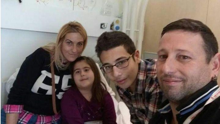 En busca del milagro: Lucía, de 7 años, participa en el primer ensayo clínico del mundo contra un extraño tumor cerebral