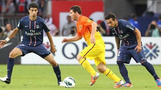 Luis Enrique acertó: el PSG, rival del Barça en Champions, además de Nápoles-Madrid, Atlético-Leverkusen y Sevilla-Leicester