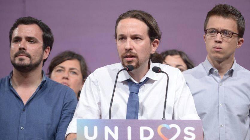 Garzón no se mete en la lucha interna de Podemos: 'Errejón e Iglesias son imprescindibles'