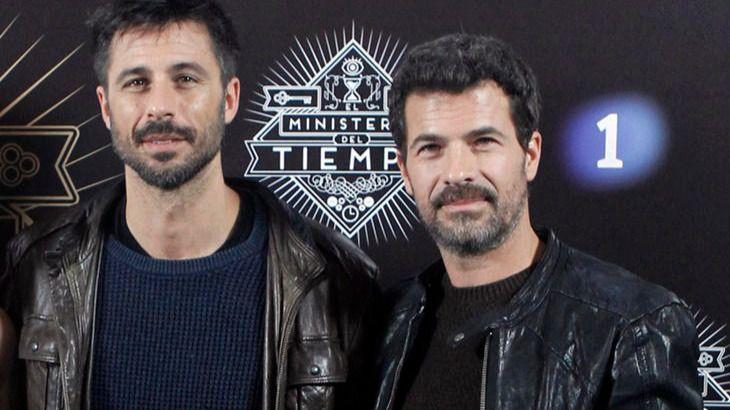 Rodolfo Sancho abandona 'El Ministerio del Tiempo', vuelve Hugo Silva