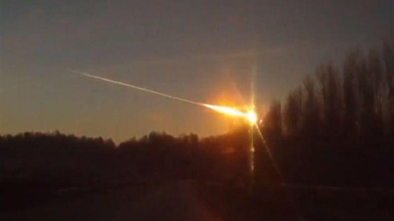Vea la impresionante bola de fuego que cruzó el cielo del sur de España