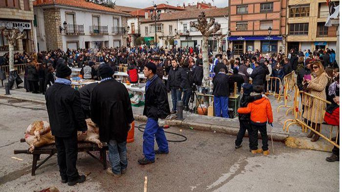 La matanza en Burgo de Osma (Soria)