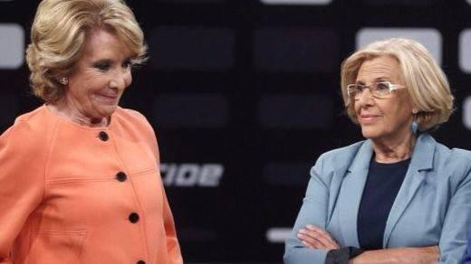 Aguirre acusa a Carmena de 'inventarse' noticias sobre Gran Vía