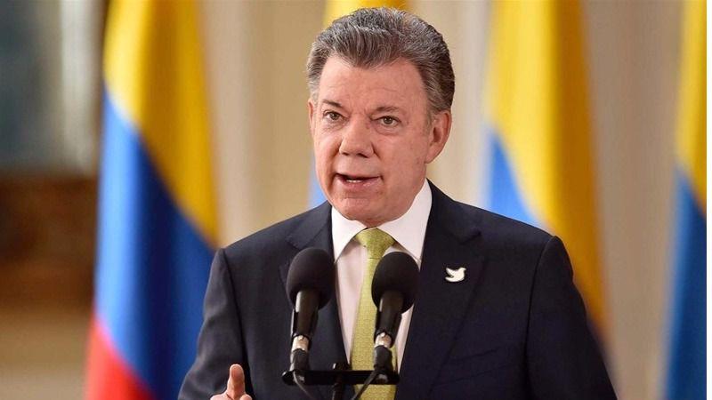 Juan Manuel Santos: 'Hemos convertido el mejor acuerdo del mundo en uno todavía mejor'