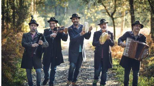 Radio Cos nos ofrecen el mejor 'Pasatempo' con la música de raíz gallega