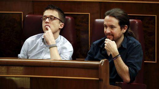 Más leña al fuego en Podemos: dos 'errejonistas' y un independiente denuncian una purga en Madrid