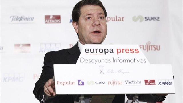 La región pedirá en la Conferencia de Presidentes una financiación autonómica que garantice estándares en la prestación de servicios públicos