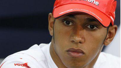Hamilton se pone chulo: 'No me preocupa Alonso... ya le gané en 2007'