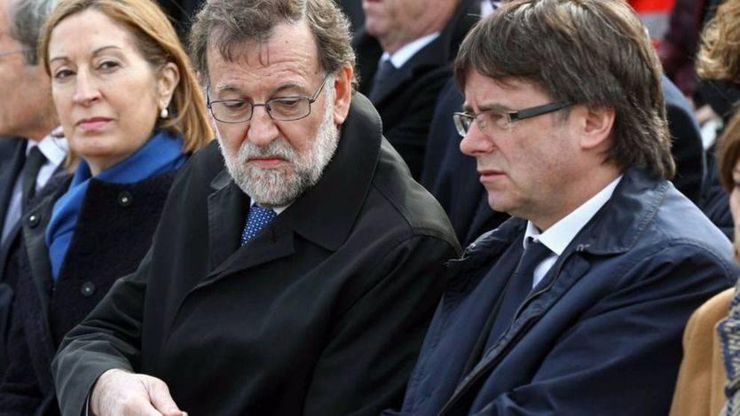 Así planea Rajoy limar asperezas con Cataluña